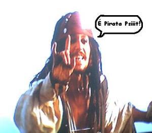 É Pirata Psiiit!