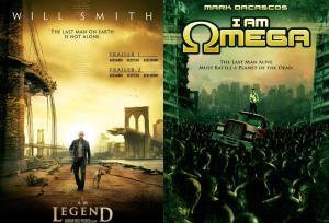 I Am Legend e I Am Omega