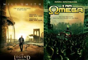 I Am Legend e I Am Omega