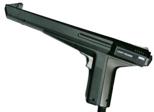 Light Phaser (Pistola famosa do Master System baseada no Anime Zillion)