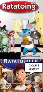 Ratatouille e Ratatoing