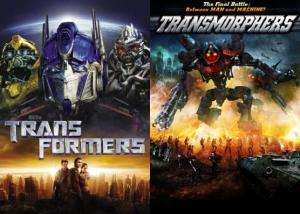 Transformers e Transmorphers
